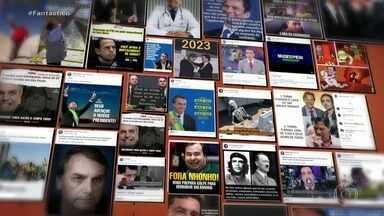 Exclusivo: detalhes inéditos da investigação do Facebook que derrubou perfis bolsonaristas - Por trás desses perfis estavam assessores pagos com dinheiro público. Eles são acusados de manipular o debate público na internet, usando fake news, desinformação e ataques a adversários do presidente.