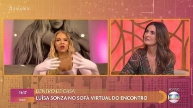 Luísa Sonza homenageou mãe e avó no último disco - ´Braba´ ficou no topo das mais ouvidas na pandemia