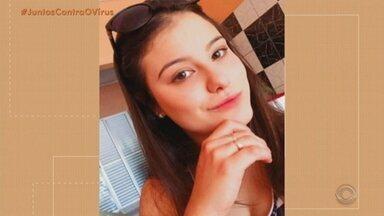 Força-tarefa faz buscas jovem desaparecida há 54 dias em Soledade - Paula Chaiane Perin Pontes teria ido a um jantar com os amigos quando sumiu.
