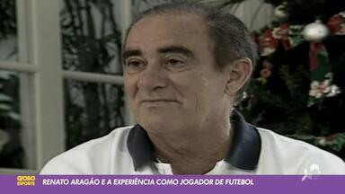 Antes de ser Didi, Renato Aragão recebeu proposta para se tornar profissional de futebol - Saiba mais em ge.globo/ce