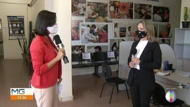 Uso obrigatório de máscara: Decreto prevê punição para quem descumprir a determinação - Secretária de Saúde de Montes Claros explica a necessidade do uso do item de proteção.