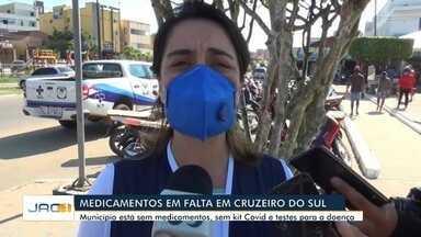 Cruzeiro do Sul suspende 'Kit Covid-19' por falta de medicamentos - Cruzeiro do Sul suspende 'Kit Covid-19' por falta de medicamentos