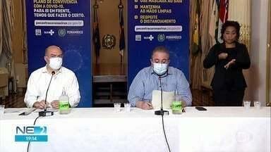 Governo determina isolamento mais rígido em duas cidades do Sertão - Serão atingidas pelas novas medidas Araripina e Ouricuri, a partir de sexta (7)