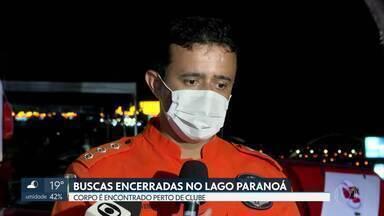 Corpo de advogado é encontrado no Lago Paranoá após quatro dias de buscas - Carlos Eduardo Marano Rocha desapareceu depois de, supostamente, cair de uma lancha durante festa. Corpo estava perto de clube.