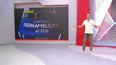 Globo Esporte PE (5/8/2020) - Globo Esporte PE (5/8/2020)
