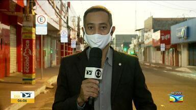 Veja os casos do novo coronavírus em Imperatriz - Repórter Márcio Novais apresenta na manhã desta quinta-feira (6) os números dos casos na cidade.