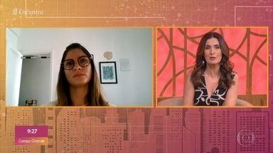 Mariana não quer voltar a fazer Ioga - A advogada ficou traumatizada com vídeo obsceno