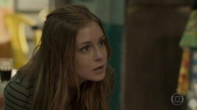 Gilda afirma que Dino vai se recuperar e irrita Eliza - undefined