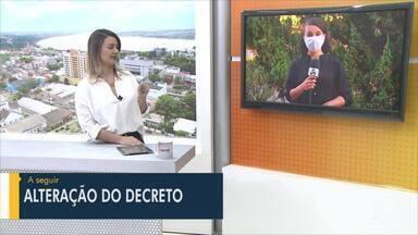 Veja a íntegra do BDA desta sexta-feira, 07 de agosto - Entre eles o aumento no número de queimadas em RO e orientações sobre o funcionamento das unidades de saúde na capital.