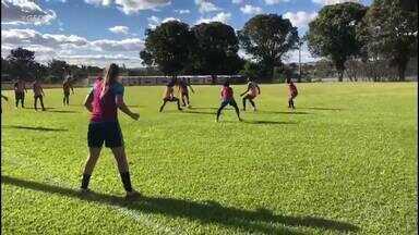 As minas do Minas: equipe aproveita a volta dos treinos presenciais - Time retorna no Campeonato Brasileiro contra o São Paulo, no dia 30 de agosto