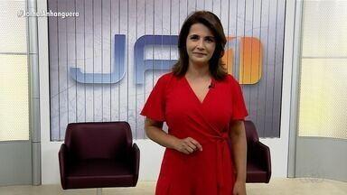Veja os destaques do Jornal Anhanguera 1ª Edição desta sexta-feira (7) - Entre os principais assuntos está a reconstituição da morte de Danilo Sousa, de 7 anos.