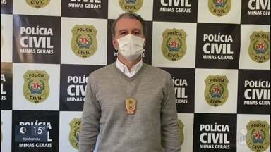 Polícia Civil prende suspeitos por golpe do cartão em São Lourenço - Polícia Civil prende suspeitos por golpe do cartão em São Lourenço