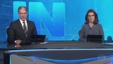 Jornal Nacional, Íntegra 08/08/2020 - As principais notícias do Brasil e do mundo, com apresentação de William Bonner e Renata Vasconcellos.