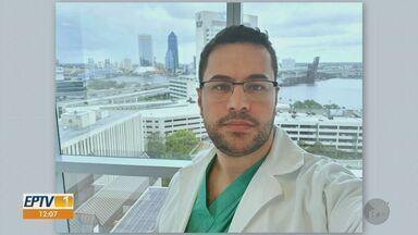 Neurocirurgião Lucas Pires Augusto morre com Covid-19 no Paraná - Médico participou da cirurgia da separação das irmãs siamesas em Ribeirão Preto.