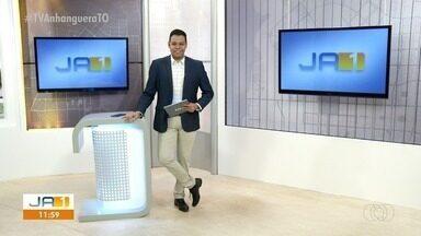 Confira o que é notícia no JA 1 desta segunda-feira (10) - Confira o que é notícia no JA 1 desta segunda-feira (10)