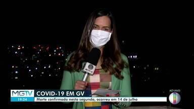 Governador Valadares chega a 165 mortes por Covid-19 - Um novo óbito foi registrado nesta segunda-feira (10).