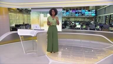 Jornal Hoje - íntegra 11/08/2020 - Os destaques do dia no Brasil e no mundo, com apresentação de Maria Júlia Coutinho.