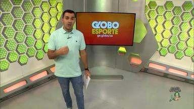 Íntegra - Globo Esporte CE - 12/08/2020 - Saiba mais em ge.globo/ce