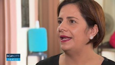 Vereadora de Curitiba investigada por prática de rachadinha sai da prisão - Ela teve a prisão preventiva convertida para domiciliar.