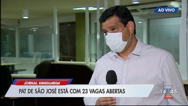 Veja as vagas de emprego no PAT de São José dos Campos - Empresas anunciam as oportunidades no local
