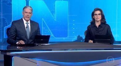 Jornal Nacional, Íntegra 12/08/2020 - As principais notícias do Brasil e do mundo, com apresentação de William Bonner e Renata Vasconcellos.
