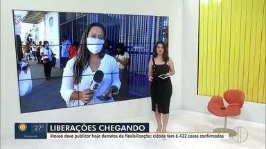 Macaé deve publicar novo decreto com flexibilizações - Cidade está há dois dias sem registrar novas mortes.