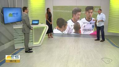 Paulo Sérgio comenta as rodadas dos campeonatos esportivos, no ES - Veja a reportagem.