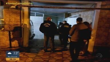 Polícia investiga morte de idosa em Passo Fundo - Principal suspeita é que caso seja um latrocínio.