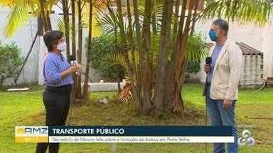 Transporte coletivo em Porto Velho tem demora de até duas horas de veículos - Frota está reduzida por conta do período de calamidade pública.