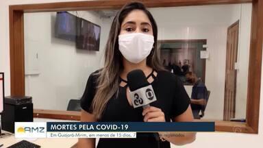 Número de mortes por covid-19 em Guajará-Mirim teve aumento - Vítimas da doença na cidade já chega à 75.
