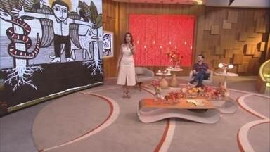 Programa de 13/08/2020 - A apresentadora Fátima Bernardes comanda o programa que mistura comportamento, prestação de serviço, informação, música, entretenimento e muita diversão.