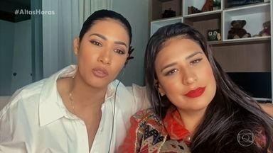 Simone e Simaria contam a inspiração de cantar sertanejo - Simone conta que a paixão pelo sertanejo vem de criança