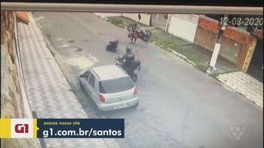 Confira as notícias que são destaque no G1 - Homem atingido por moto que 'voou' em SP sofreu graves lesões cerebrais.