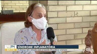 Síndrome inflamatória tem relação com Covid e ataca crianças - Síndrome inflamatória tem relação com Covid e ataca crianças