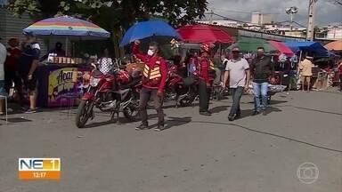 Serviço de mototáxi é liberado a partir desta segunda em Pernambuco - Liberação ocorreu dentro do Plano de Convivência com a Covid-19.