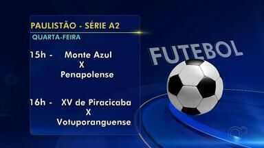 Times da região retornam a disputar o Paulista da Série A2 - Times da região retornam a disputar o Paulista da Série A2.