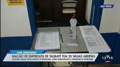 Confira vagas de emprego abertas em Taubaté, São José dos Campos e Atibaia - Confira como se candidatar por vagas