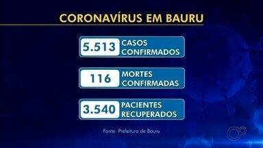 Confira o balanço de casos da Covid-19 no centro-oeste paulista - Até as 12h desta segunda-feira (17), região contabilizava 28.094 casos confirmados da doença em 100 cidades, com 541 mortes registradas em 75 municípios.