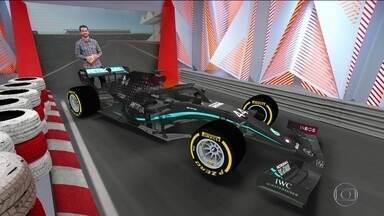 Fórmula 1: na Espanha, Hamilton vence o quarto GP na temporada - Fórmula 1: na Espanha, Hamilton vence o quarto GP na temporada