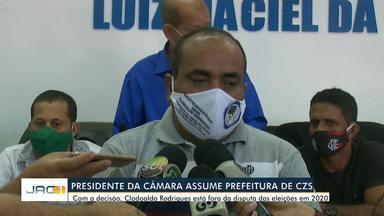 Presidente da Câmara assume prefeitura de Cruzeiro do Sul - Presidente da Câmara assume prefeitura de Cruzeiro do Sul