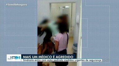 Mais um médico é agredido em Goiânia - Após ocorrido, Sindicato dos Médicos entra com ação pedindo medidas urgentes de segurança para médicos.