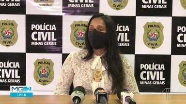 Homem é preso durante live beneficente suspeito de estelionato - Segundo a Polícia Civil, ele usava o período de pandemia para sensibilizar as pessoas em nome de entidades carentes da região.