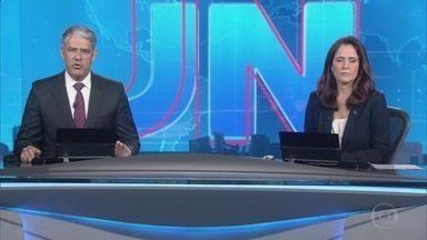 Jornal Nacional, Íntegra 17/08/2020 - As principais notícias do Brasil e do mundo, com apresentação de William Bonner e Renata Vasconcellos.
