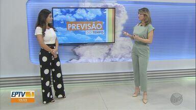 Veja a previsão do tempo para a região de Ribeirão Preto, SP - Massa de ar frio poderá baixar temperaturas e trazer chuva a partir de sexta- feira (21).