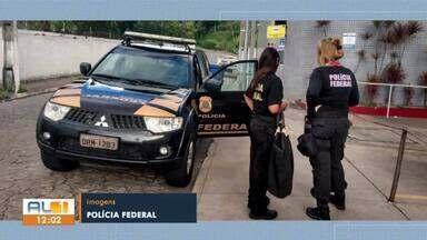 Polícia Federal realiza operação 'Lava Jato' em Alagoas e mais 2 estados - Foram cumpridos 6 mandados de busca e apreensão e 2 mandados de prisão em Alagoas.