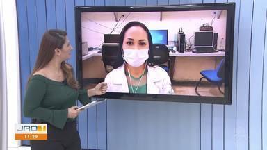 Atendimento a pessoas com ADIS - Médica infectologista explica como os atendimentos estão sendo realizados durante período de pandemia.