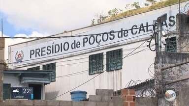 Presídio de Poços de Caldas tem mais quatro detentos contaminações com Covid-19 - Presídio de Poços de Caldas tem mais quatro detentos contaminações com Covid-19