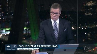 O estado de São Paulo passou hoje dos 721 mil casos confirmados - Já são mais de 27 mil vidas perdidas para a Covid-19