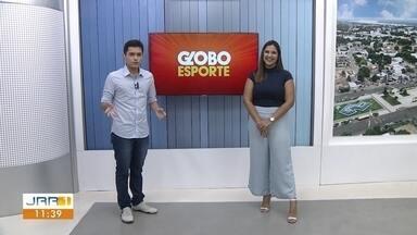 Confira as novidade do esporte nacional - Lucas Luckezie traz todos os detalhes do que vai rolar no Globo Esporte