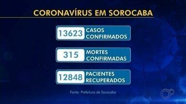 Veja as mortes e casos confirmados pelo coronavírus na região de Sorocaba - Prefeituras da região atualizaram os números de casos nesta quarta-feira (19).